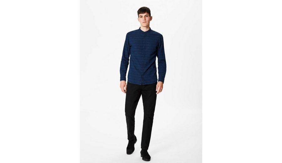 Selected Homme Regular-Fit- Hemd Online Shop Günstig Kaufen Angebot Rabatt Vorbestellen nxH92