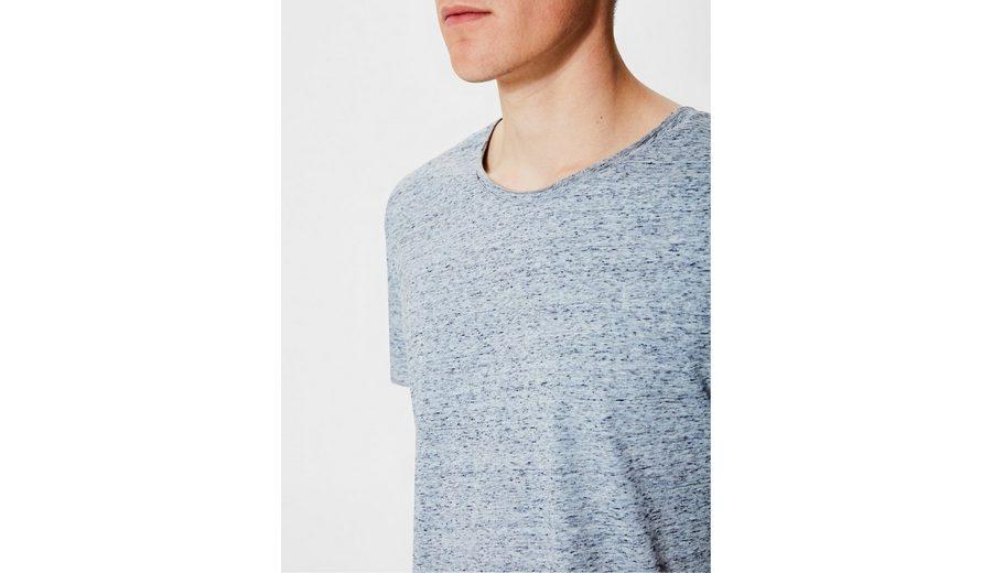 Erhalten Authentische Online Selected Homme Rundhalsausschnitt- T-Shirt Auslass Fälschen Empfehlen Komfortabel Zu Verkaufen fg5cCSPz0
