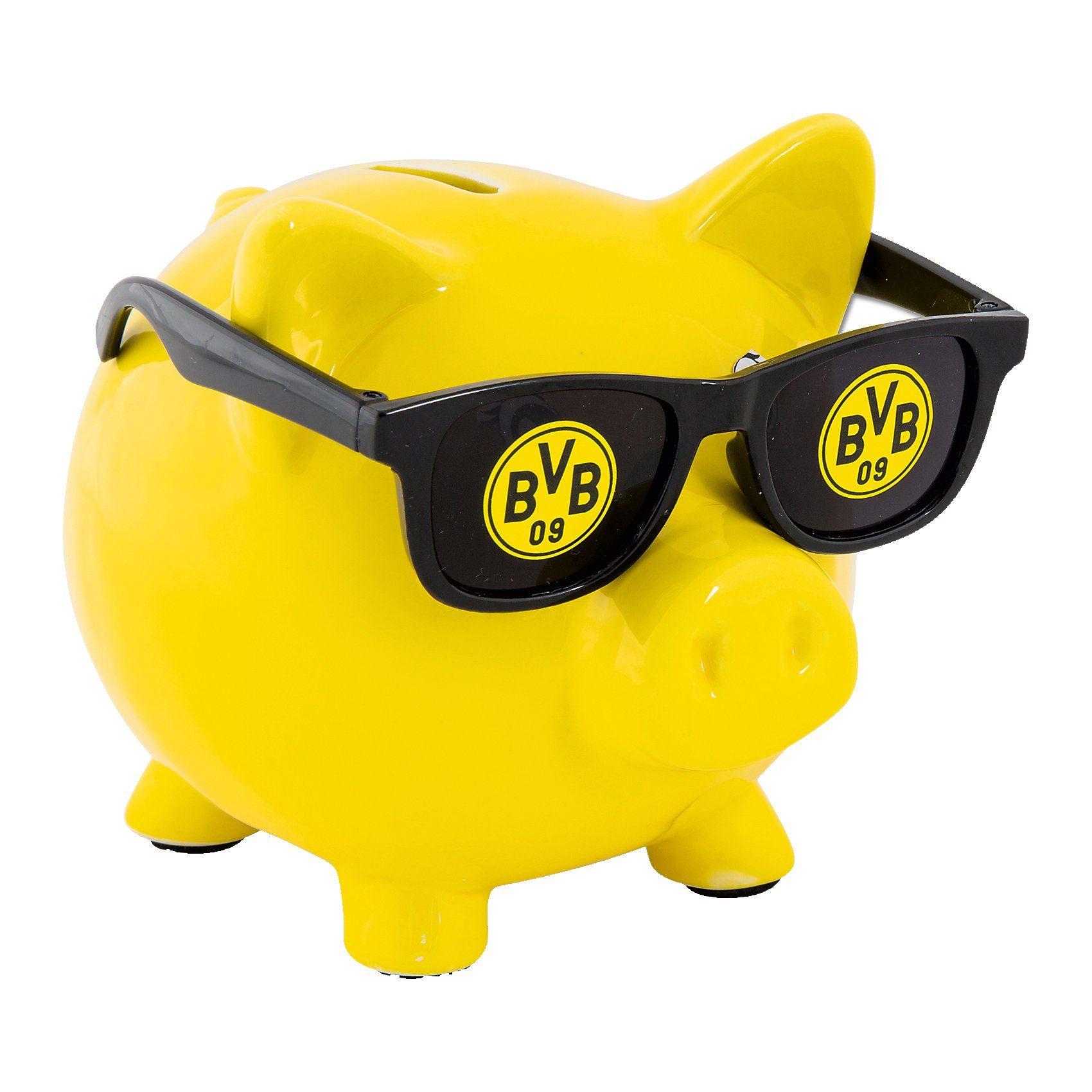 Sparschwein BVB, mit Sound