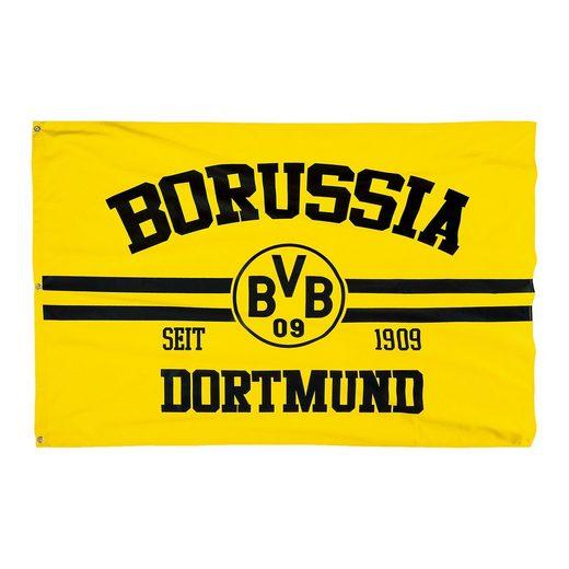 Hissfahne Borussia Dortmund, 100 x 150 cm