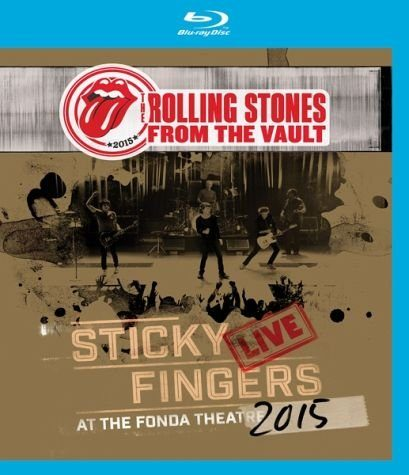 Blu-ray »The Rolling Stones From the Vault - Sticky...«