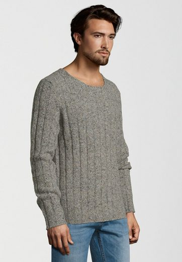 Better Rich Strickpullover CREW RIB