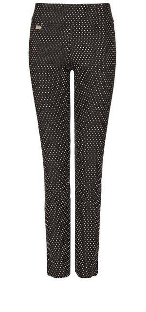 Hosen - Lisette L Ankle Pant »in Flatterie Fit design« › schwarz  - Onlineshop OTTO