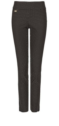 Lisette L Ankle Pant in Flatterie Fit design