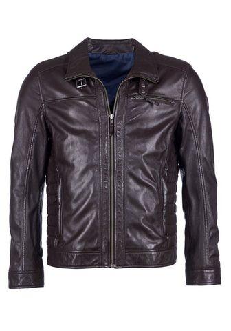 Куртка кожаная »38983«