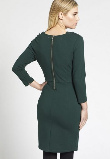 Khujo Jersey Dress Carmina, With Pearl Applications On The Shoulders