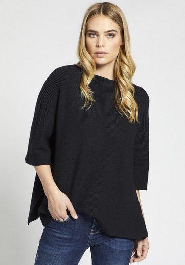 Khujo Crew-neck Sweater Litela Slots, With Side