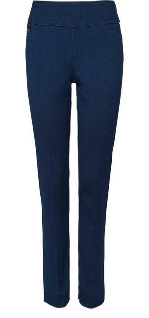 Hosen - Lisette L Slim Leg »Indigo Stretch« › blau  - Onlineshop OTTO