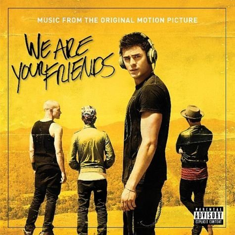 Audio CD »Various: We Are Your Friends«