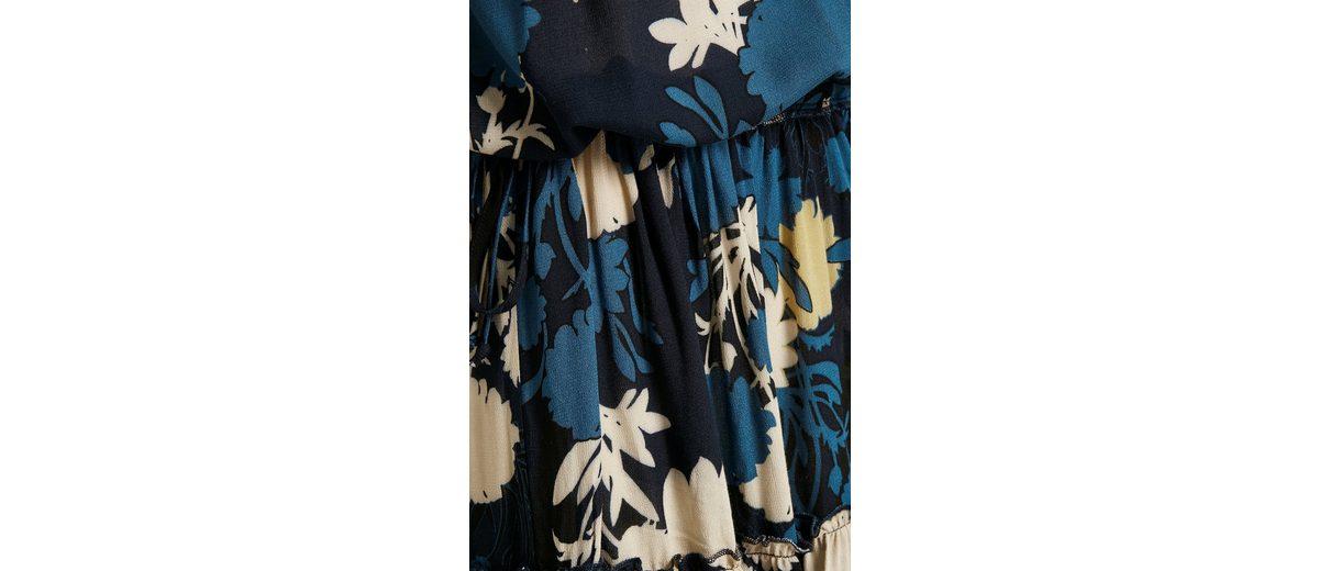SOAKED IN LUXURY Blusenkleid Mirja Auslass Geniue Fachhändler Rabatt Besuch EDq8O2W2