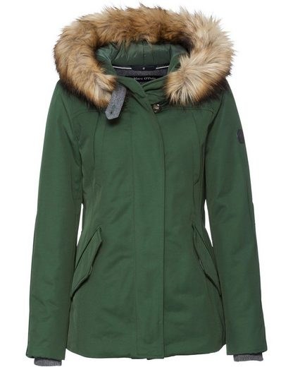 Marc Opolo Parka Shaped Fit