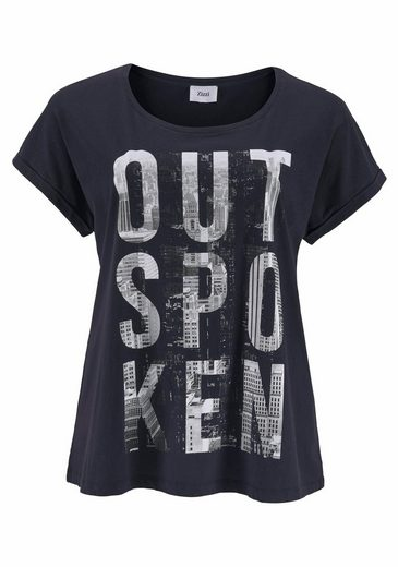 Zizzi T-Shirt Oprah