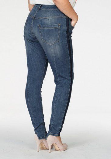 Zizzi Destroyed-Jeans Sanna