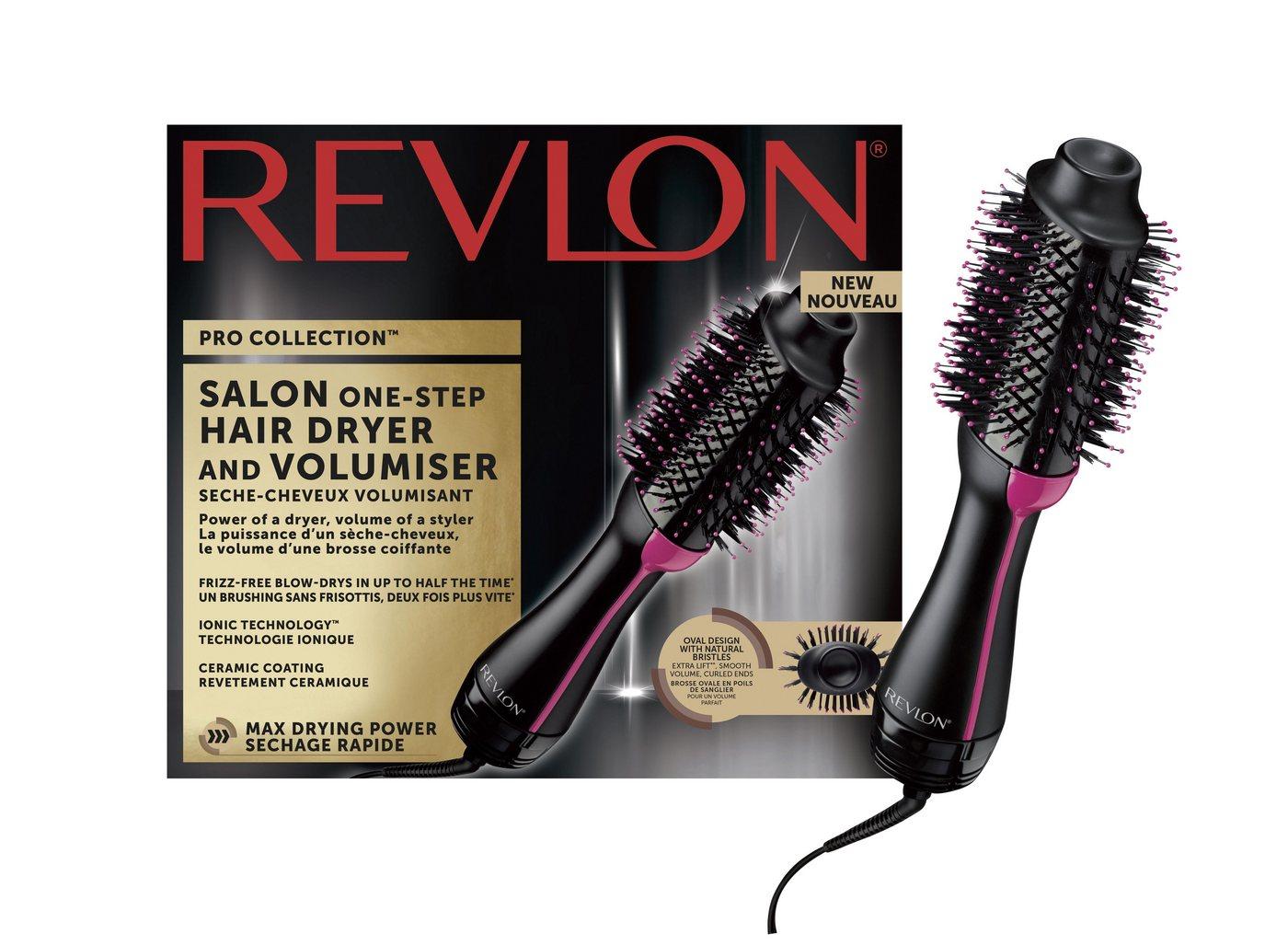 revlon -  Haartrockner RVDR5222E, 800 W, Salon One-Step Hair Dryer & Volumiser