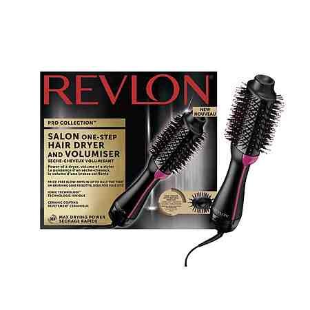 Mit unseren rotierenden Warmluftbürsten zaubern Sie glamouröses Volumen in wunderschön glänzende Haare.