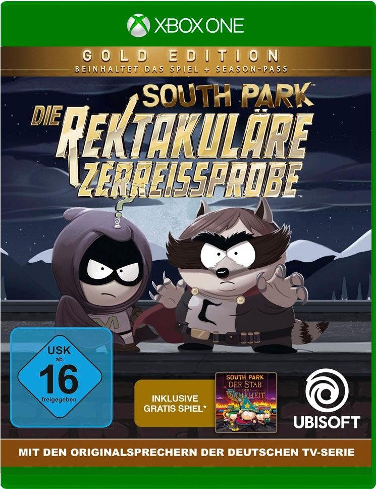 South Park - Die rektakuläre Zerreißprobe Gold Edition Xbox One