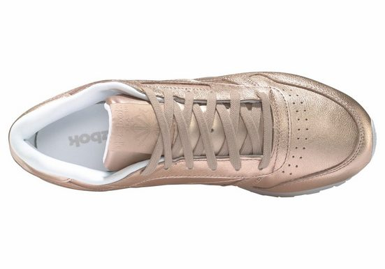 Reebok Classic Classic Leather Melted Metal Sneaker