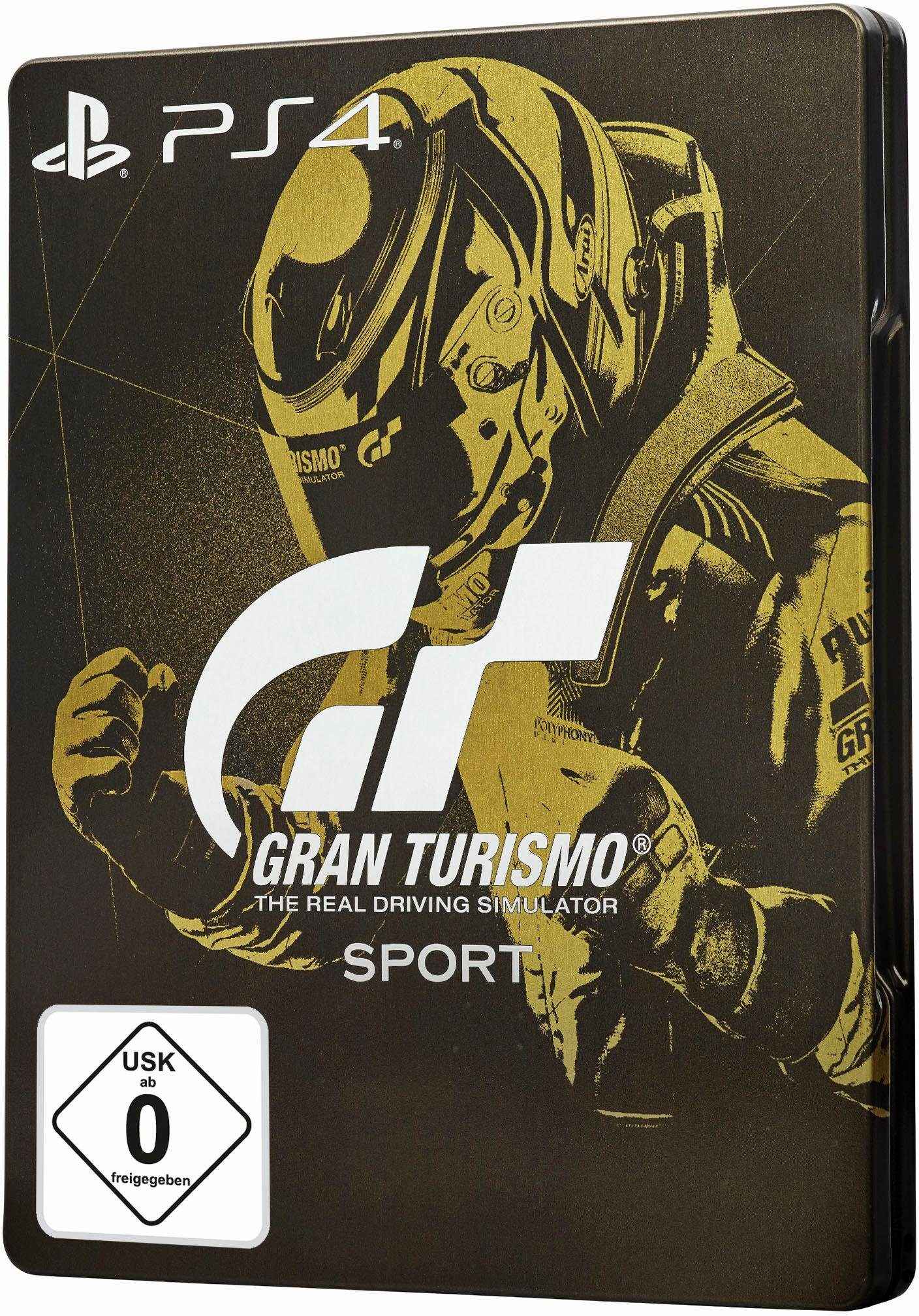 Gran Tourismo Sport Special Edition PlayStation 4
