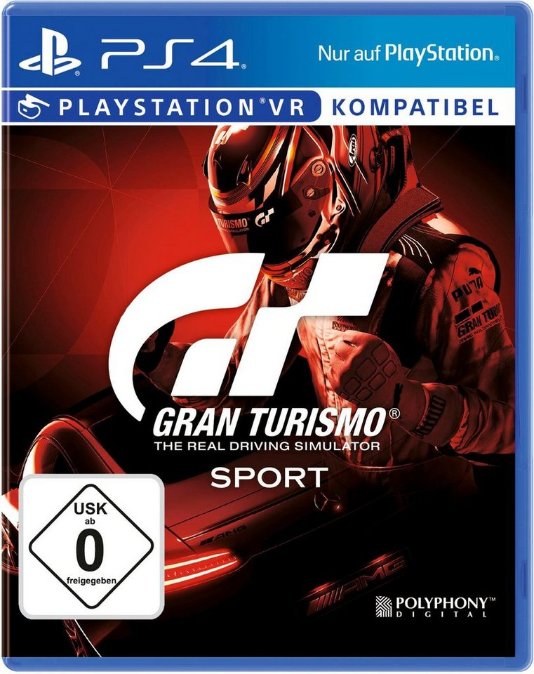 gran turismo sport playstation 4 online kaufen otto. Black Bedroom Furniture Sets. Home Design Ideas