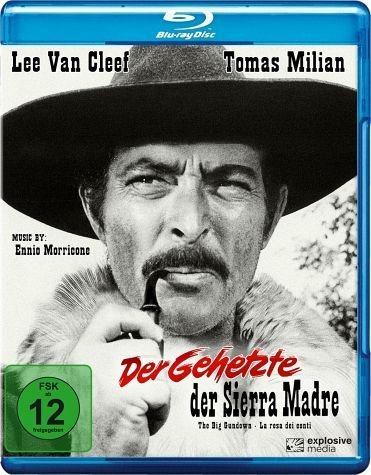 Blu-ray »Der Gehetzte der Sierra Madre«