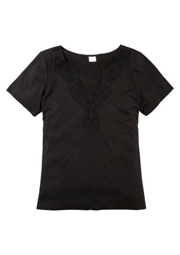 Hohenstaufen Trachtenshirt Damen in Stretch-Qualität