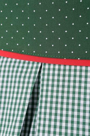 Trachtenrock in frischer Farbkombi