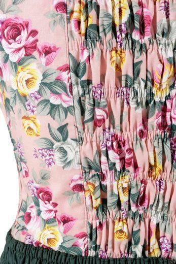 Hannah Trachtenkleid Damen mit Blumendruck