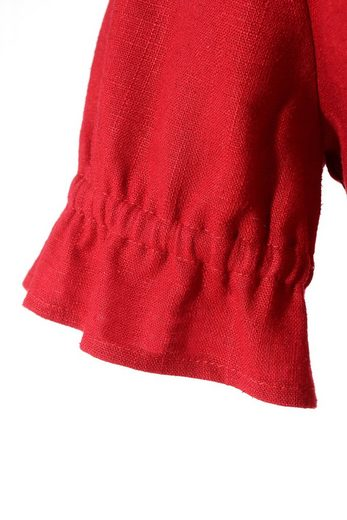 Trachtenkleid Damen mit durchgehender Knopfleiste