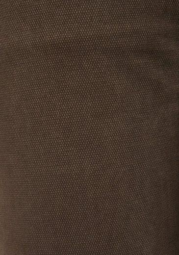 Otto Kern Minimal Print Hose John - Straight Fit