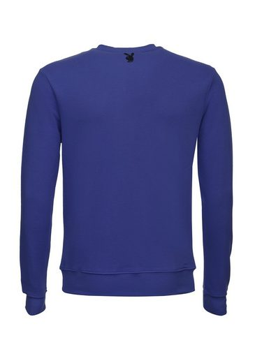 Playboy Sweatshirt Mit Markenprint