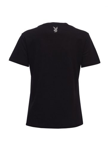 Playboy T-Shirt mit Frontprint