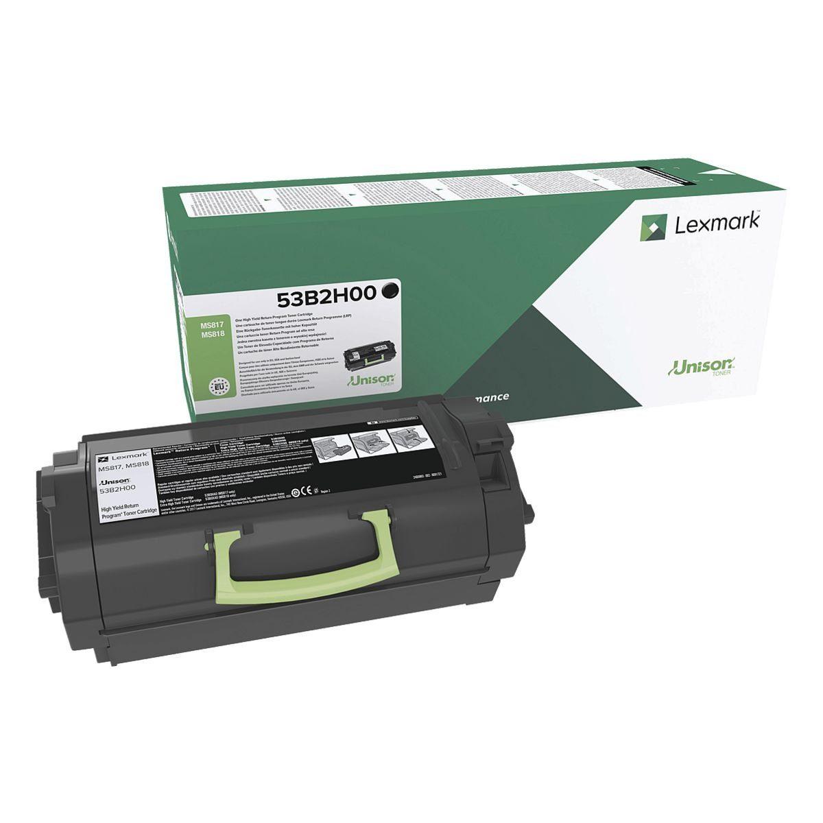 Lexmark Tonerkassette »53B2H00«