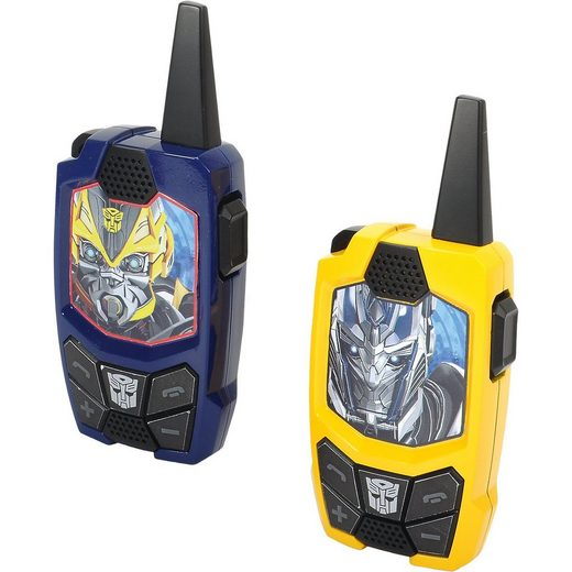 Dickie Toys Transformers 5 Walkie Talkie