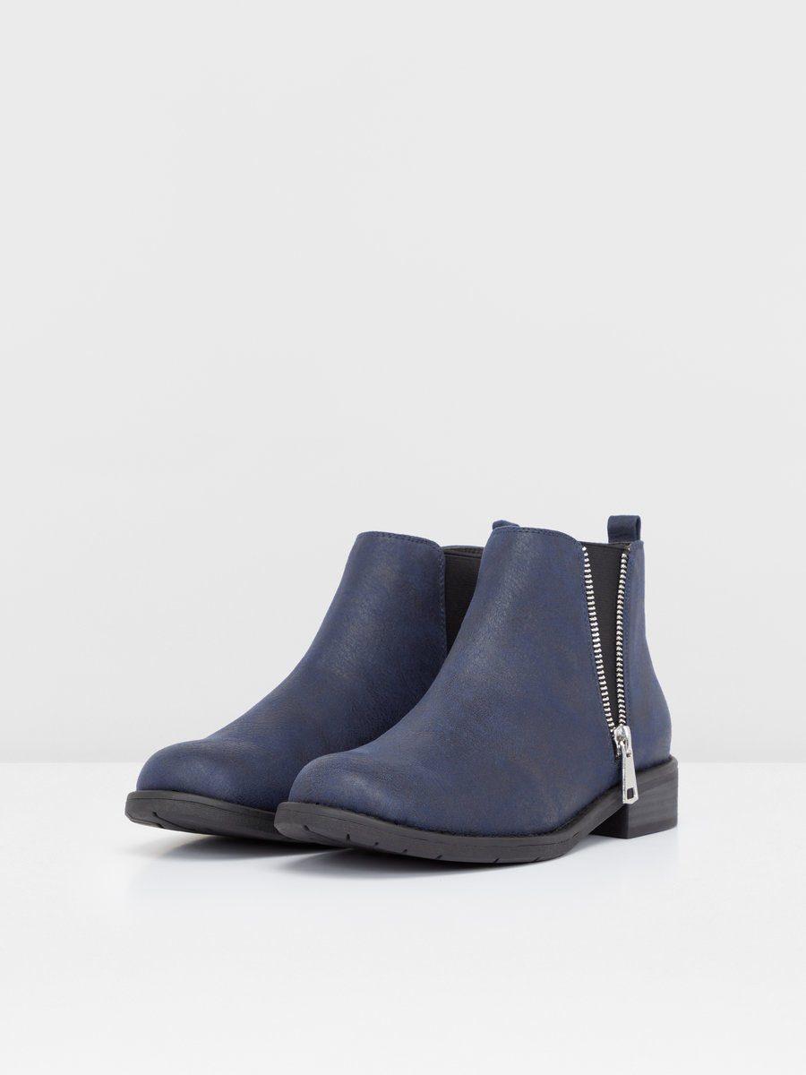 Bianco Chelsea- Stiefel online kaufen  NAVY BLUE
