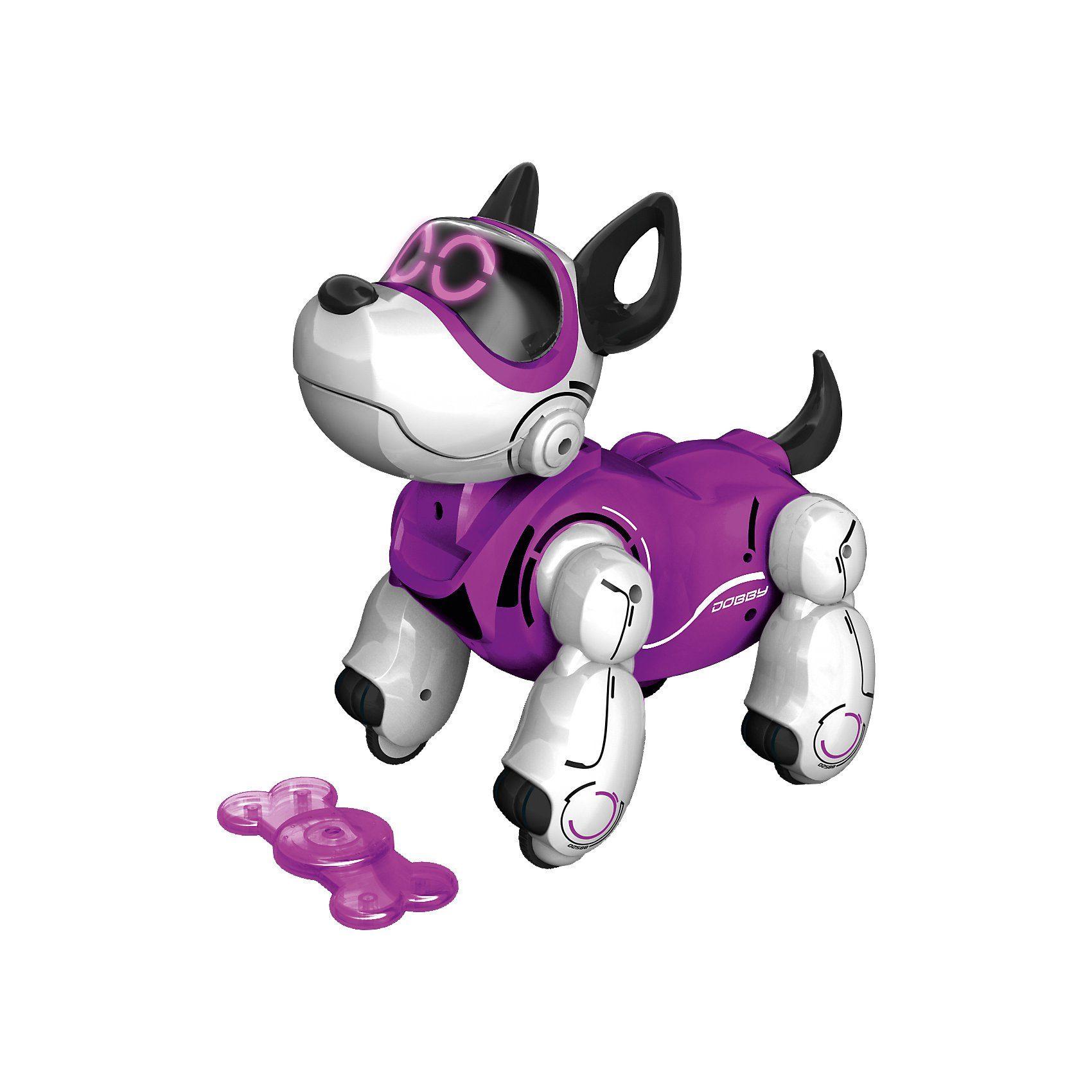 Silverlit Pupbo pink