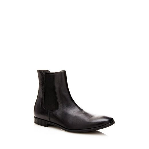 Guess Bootee Matteo Of Leather