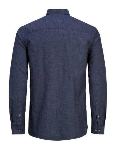 Jack & Jones Klassisches Langarmhemd