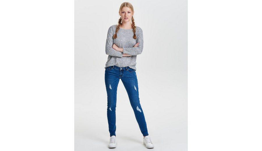 Only Coral superlow Skinny Fit Jeans Mit Dem Verkauf Kreditkarte Online Bester Verkauf Zum Verkauf jWjX7Mm