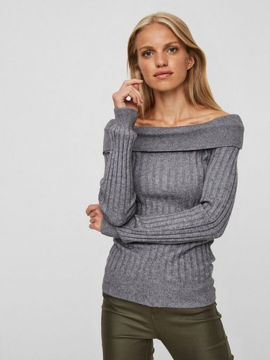 Vero Moda Off-Shoulder Strickpullover