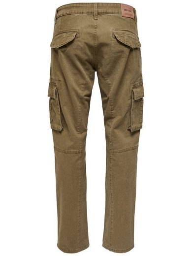 ONLY & SONS Detailreiche Cargohose