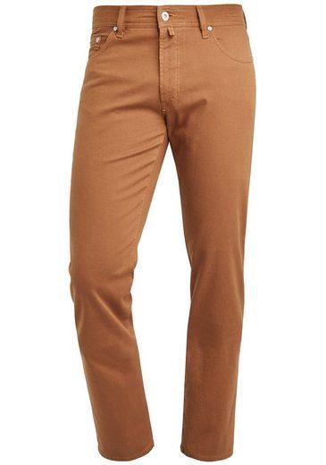 PIERRE CARDIN Cosy Cotton Hose mit Birdseye-Struktur - Regular Fit Deauville