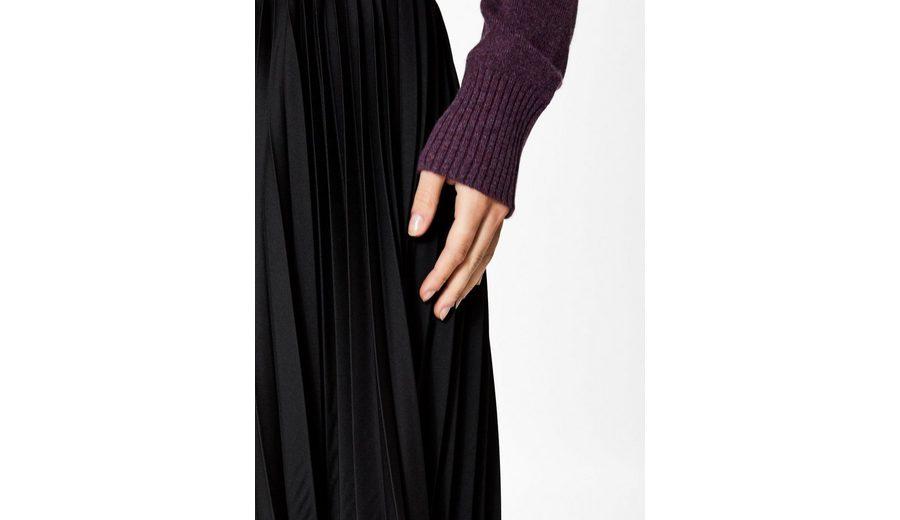 Neu Werden Spielraum Offizielle Seite Selected Femme Plissee- Midirock Billig Verkauf Blick Auslass Klassisch Steckdose Mit Paypal Um pi1KPU4T8r