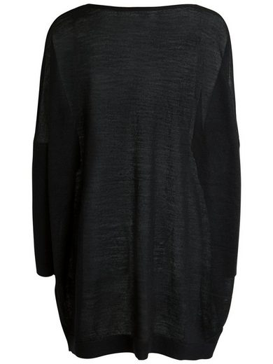 Pieces Oversize-Pullover- Bluse