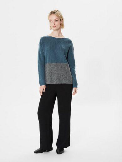 Selected Femme Alpakamix- Strickpullover
