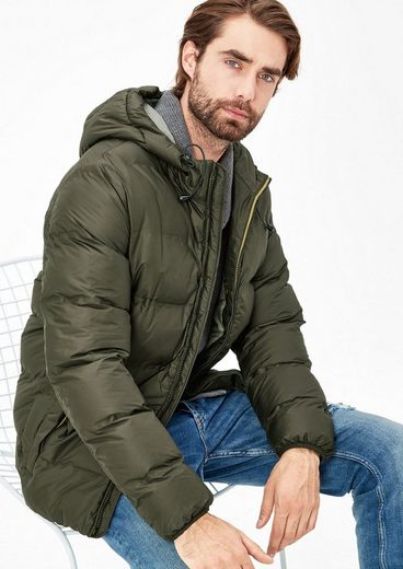 s.Oliver RED LABEL Wattierte Winterjacke