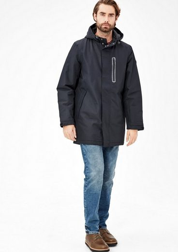 S.oliver Red Label Padded Winter Jacket In The Clean Look