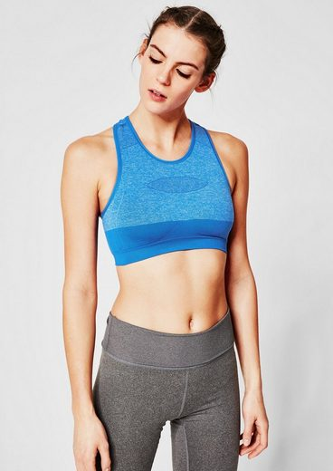 S.oliver Active Light Impact: Seamless Racerback-bh