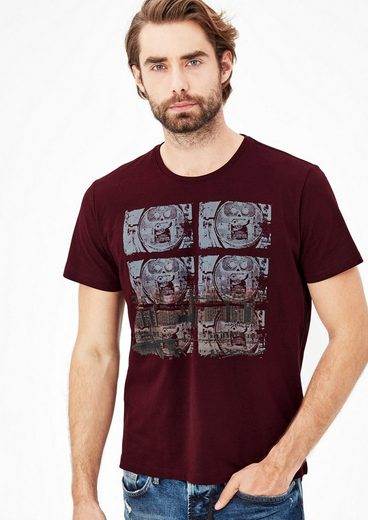 S.oliver Red Label T-shirt Mit Print