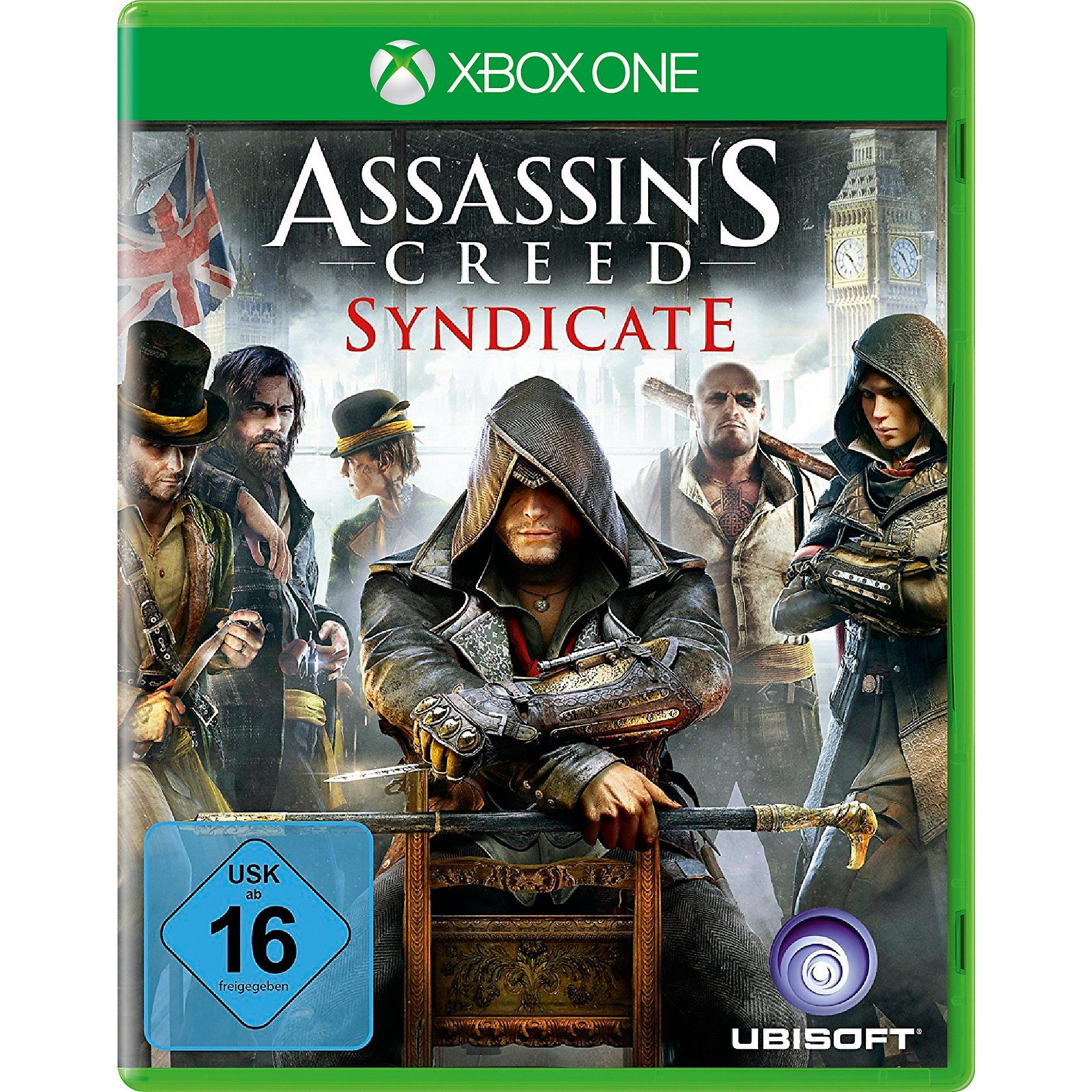 ak tronic XBOXONE Assassins Creed Syndicate