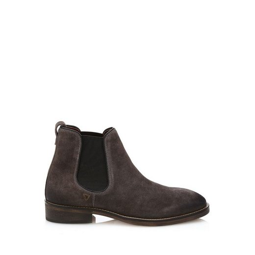 Guess STIEFELETTE JARED VELOURSLEDER